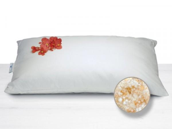 Cuscino con nucleo Perla Cirmolo